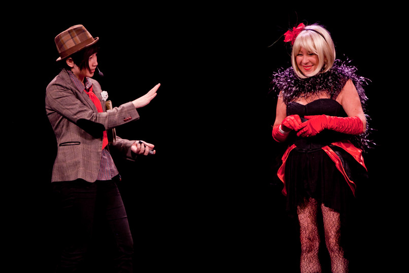 Cabaret Magic with Billy Kidd
