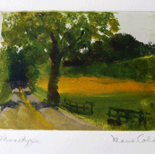 Country Road Series III