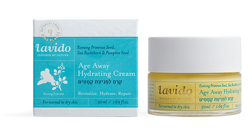 Age Away Hydration Cream (Evening Primrose Seed, Sea Buckthorn & Pumpking Seed)