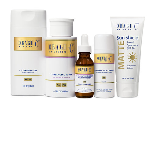 Obagi-C Fx System (Normal to Oily)