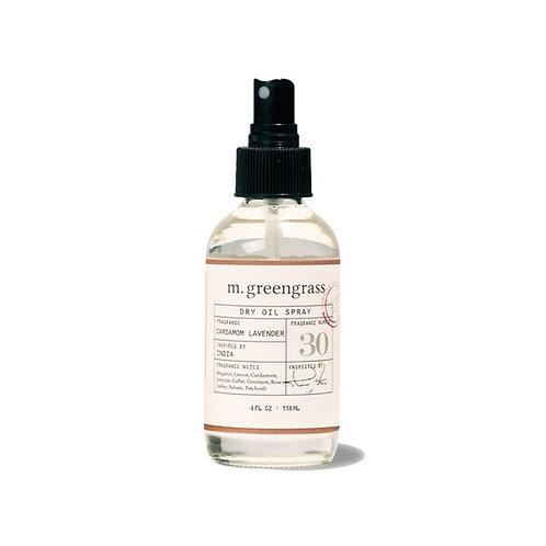 Cardamom Lavender Dry Oil Spray