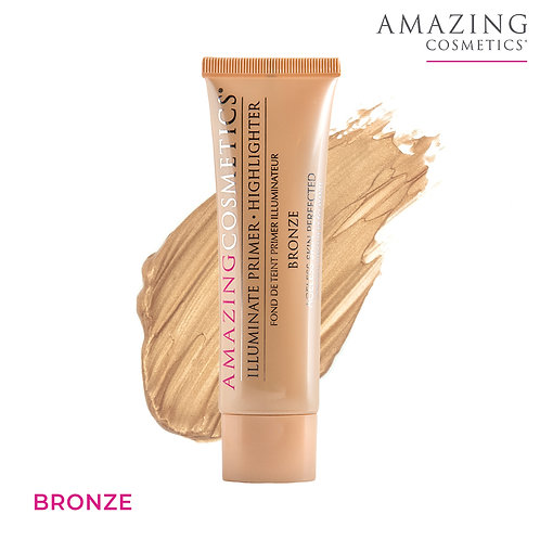 AmazingCosmetics Illuminate Primer Plus Highlighter Bronze