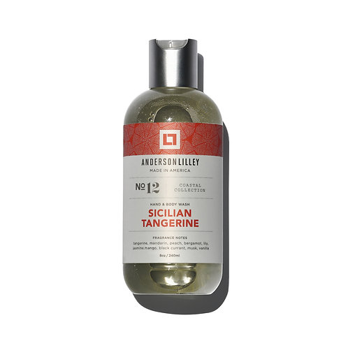 Sicilian Tangerine Body Wash