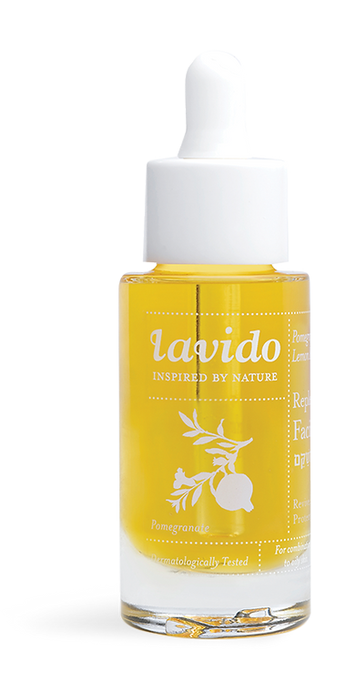 Replenishing Facial Serum (Pomegranate Seed, Lemon Myrtle & Mandarin)