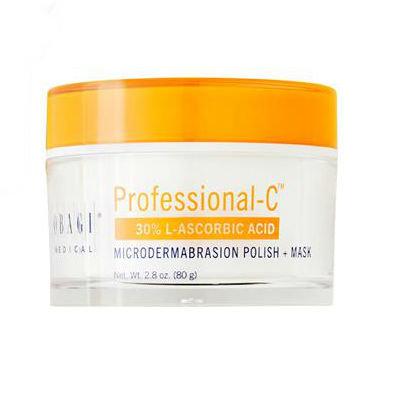 Professional-C™ Microdermabrasion Polish + Mask