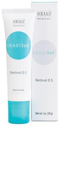 Obagi360 Retinol 0.5 1.0 oz (28 g)