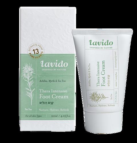 Thera Intensive Foot Cream (Achillea, Myrtle & Tea Tree)