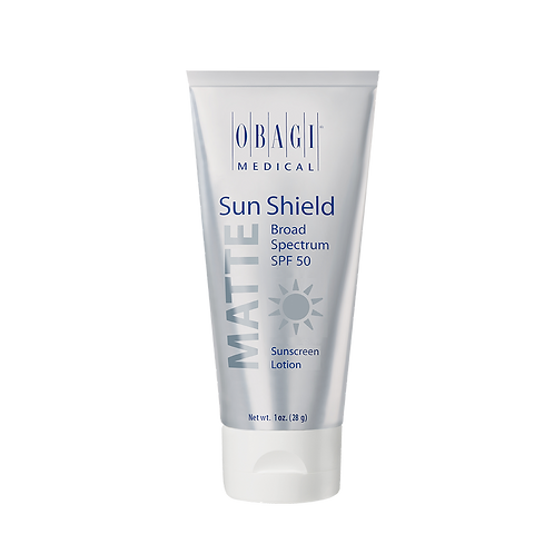 Obagi Sun Shield Matte Broad Spectrum Spf 50 1.0 OZ, Travel Size