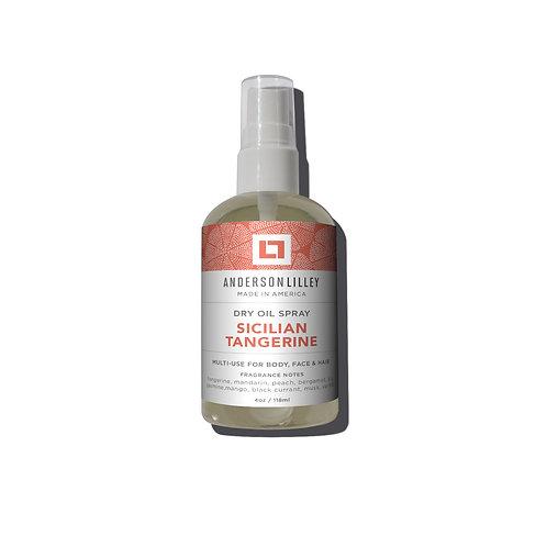 Sicilian Tangerine Dry Body Oil
