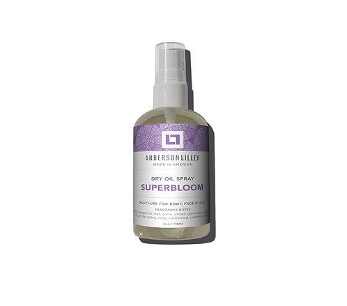 Super Bloom Dry Oil Spray