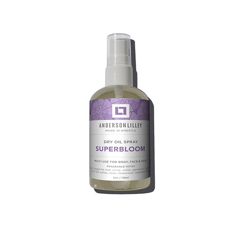 Super Bloom Dry Oil Spray