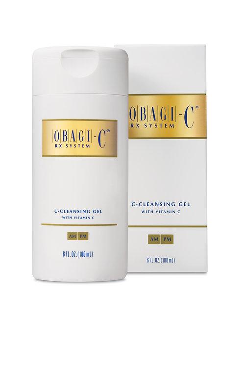 Obagi-C C-Cleansing Gel 6.0 fl oz (177 mL)
