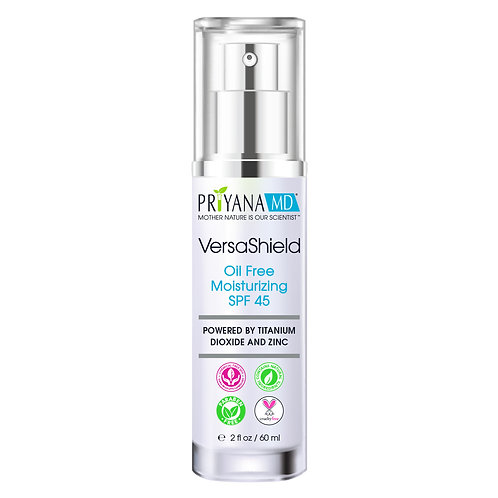 VersaShield  Oil Free SPF 45
