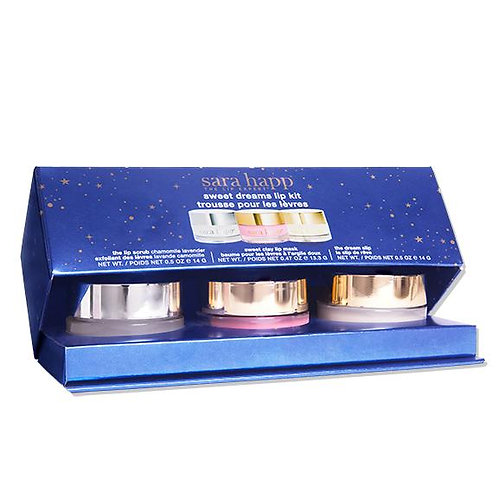 Sara Happ Sweet Dreams Lip Kit