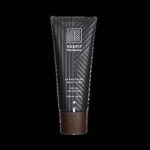 Keep It HandsomeTravel-friendly Daily Shampoo