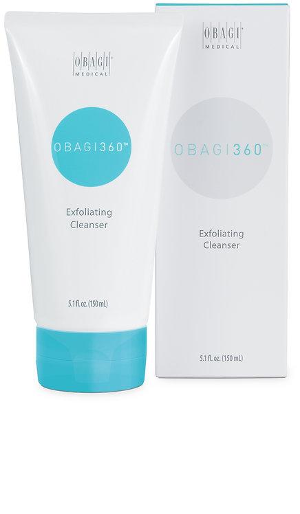 Obagi360 Exfoliating Cleanser 5.1 fl oz (150 mL)