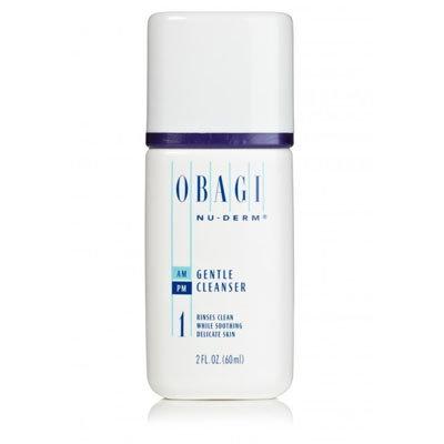 Obagi Nu-Derm Gentle Cleanser 2 oz, Travel Size