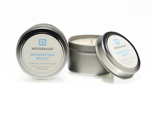 Manhattan Beach 4 oz. Tin
