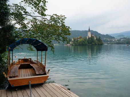 La Slovénie, cœur vert de l'Europe.