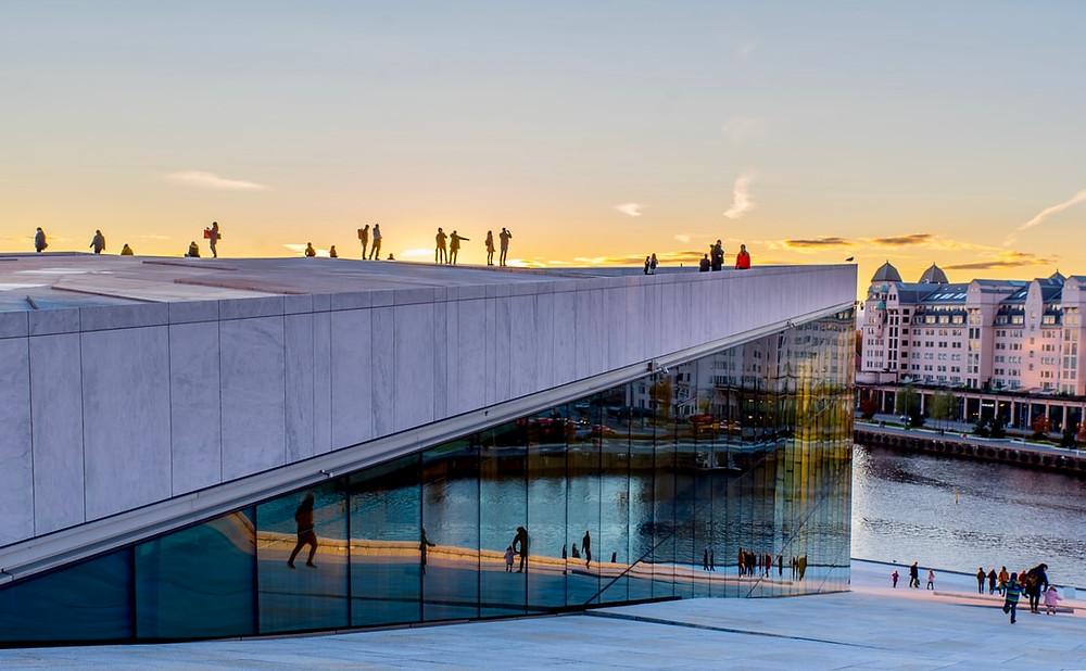 Oslo ville éco responsable