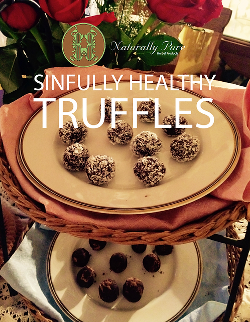 Sinfully Healthy Truffles