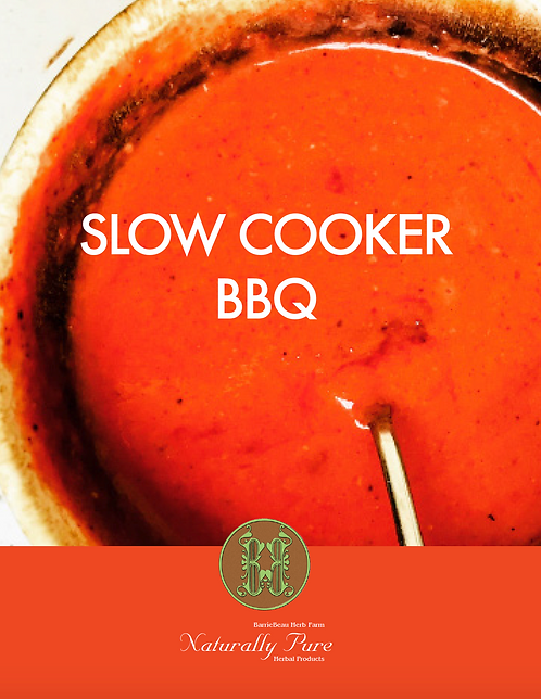Slow Cooked BBQ