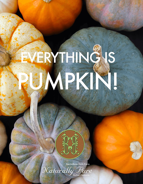 Everything Is Pumpkin