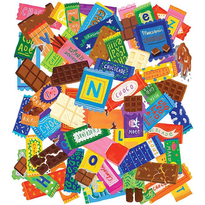Samsam-Junior-Beeldpuzzel-Chocolade-inst