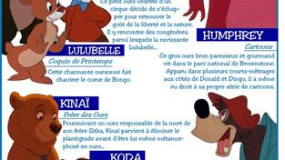 Walt Disney et les ours