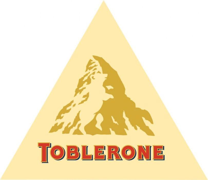 L'ours caché de Toblerone