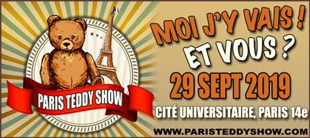 Paris Teddy Show 2019