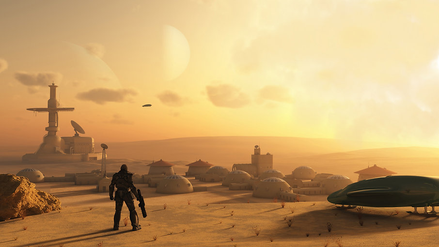 Sci Fi Village