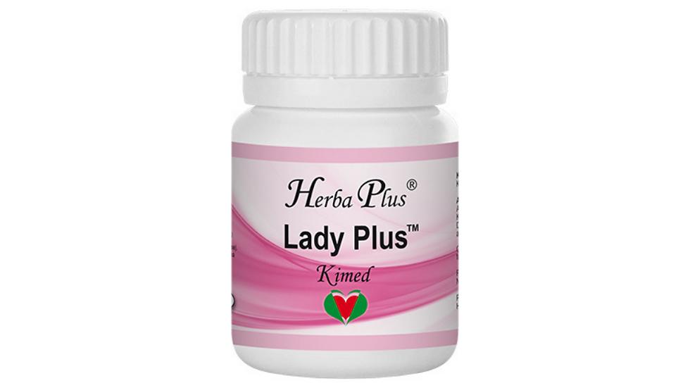 Lady Plus  - Urtepreparat for klimakteriet.