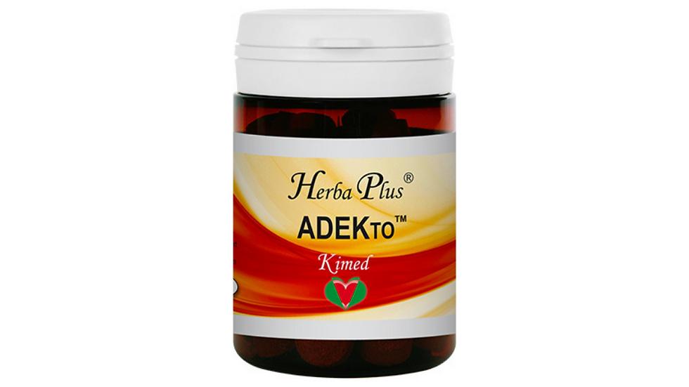 ADEKto -Spesialpreparat for tilførsel av de fettløselige vitaminene A, D, E og K