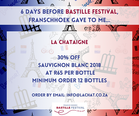 Bastille Voucher La Chataigne wine new.p