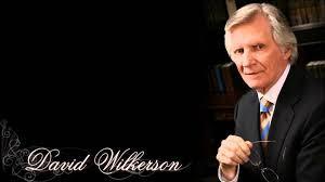 EVANGELIST DAVID WILKERSON