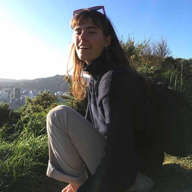 Vegan Rosa-Maria Reinprecht from Austria