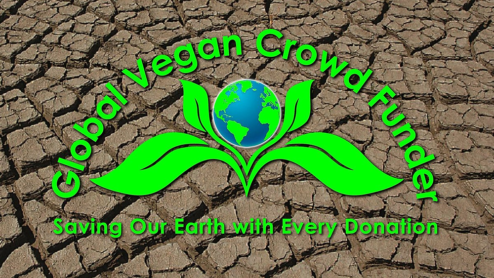 Global Vegan Crowd Funder image