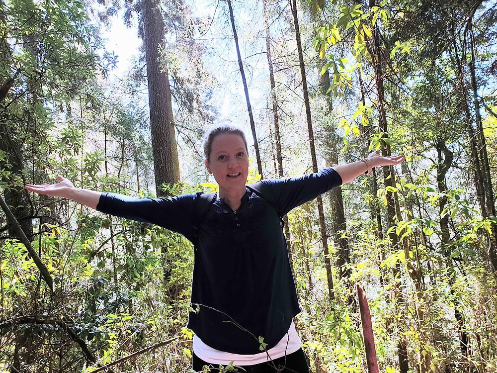 Melanie Hurley, vegan cabin crew
