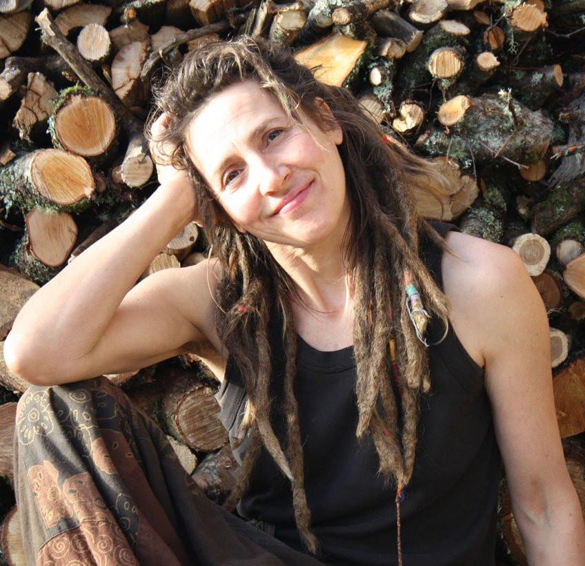 Gina who helped create Vegan Crowd Funder