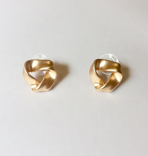 Trista Guld Örhängen