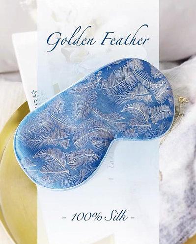 Silk eyeshadow- Gold Feather