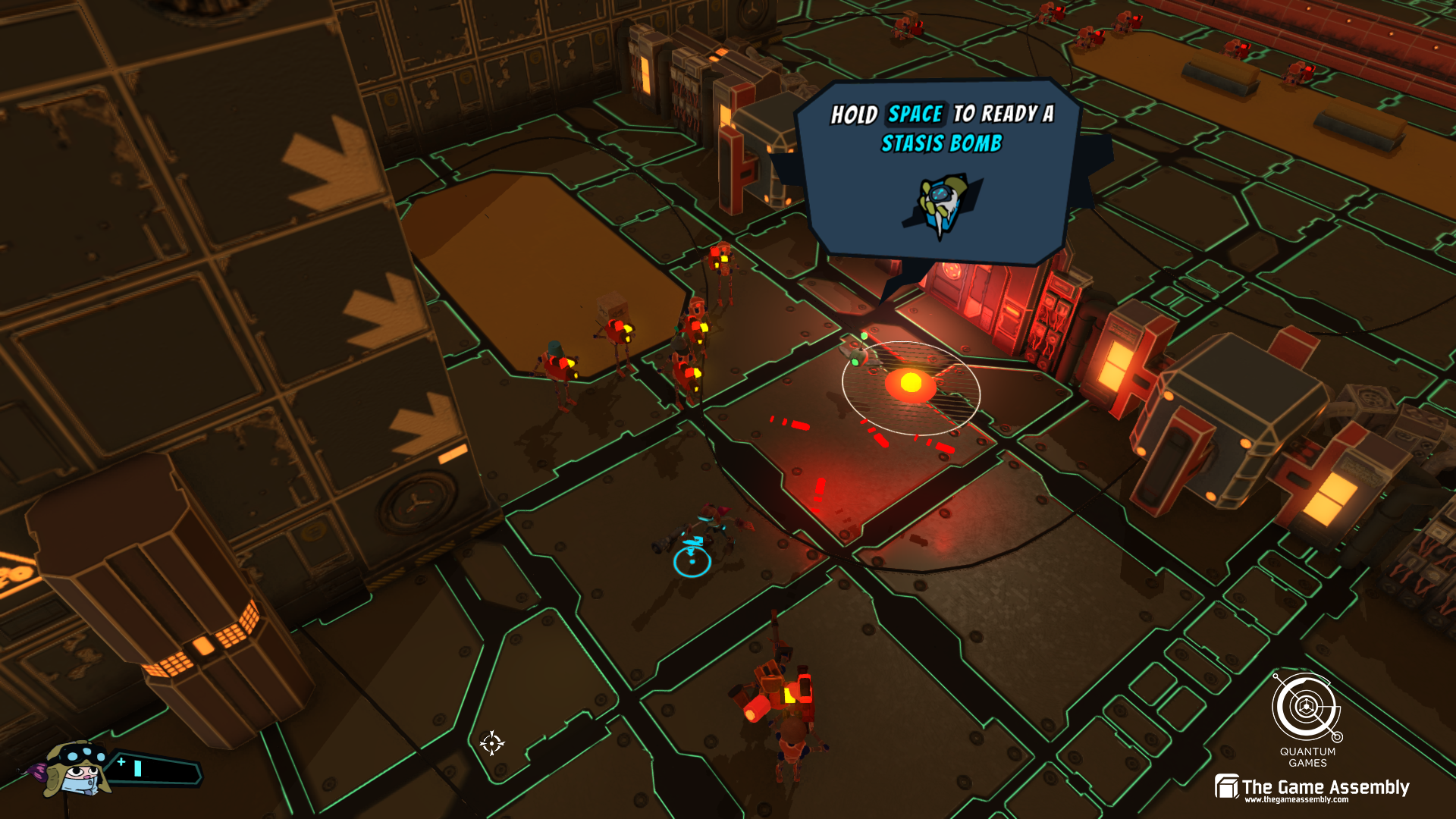 RoboReboot Gameplay