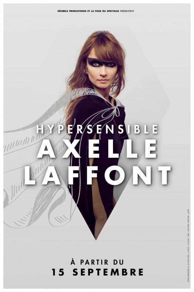 Axelle Laffont Hypersensible 2015