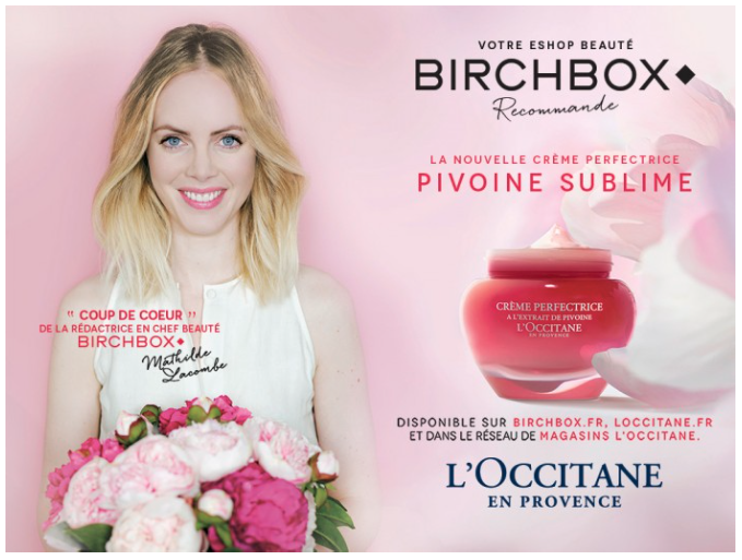 L'Occitane / Birchbox
