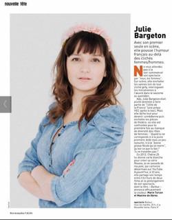 Julie Bargeton
