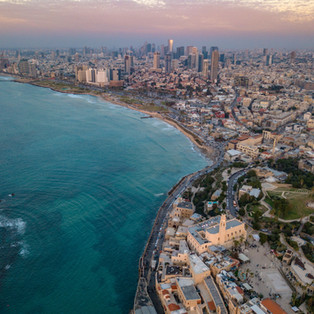 ISRAEL'S COASTLINE CITIES