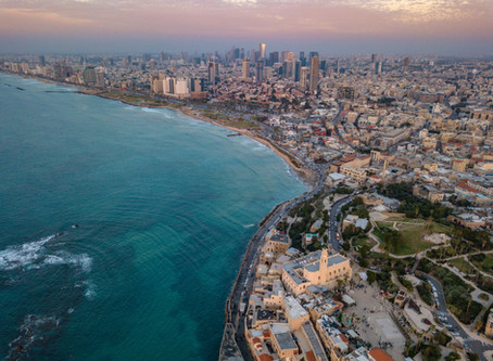 Day Tour At The Coastal Cities of Central & Northern Israel