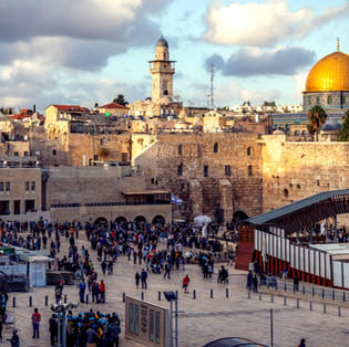 GUIDED TOUR TO JERUSALEM