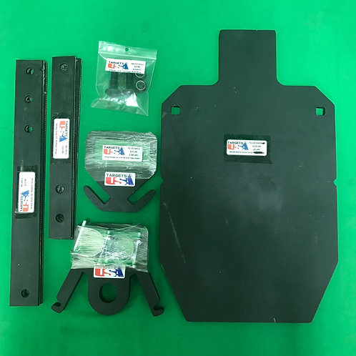 Rifle Gong Kit by Targets USA
